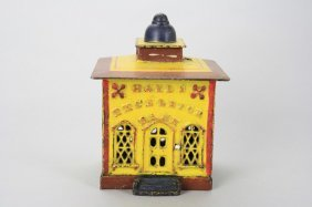 Hall's Excelsior Bank - Yellow And Brown Mechanical
