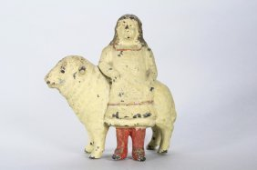 Mary And Her Lamb Still Bank