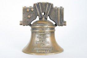 Harper Liberty Bell Still Bank