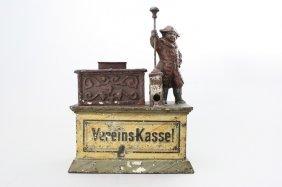 Vereins Kasse Architectural Bank