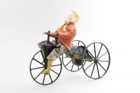 Clockwork Tricycle