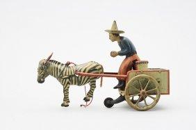 Nanu Donkey Cart E. P. Lehmann