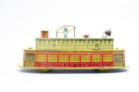 Sunny Andy Ferry Boat Wolverine Toy Co.