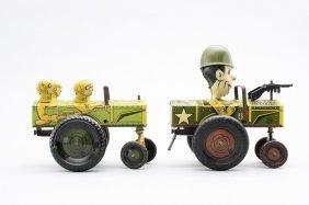 Jolly Joe / Jumpin Jeep Louis Marx