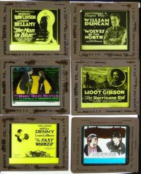 6 Movie Advertising Slides