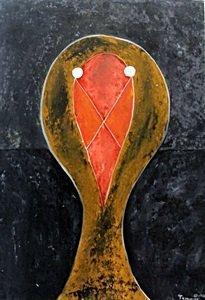 Man In The Shadow 1940' - Rufino Tamayo