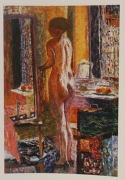 The Toilette - Lithograph - By Bonnard