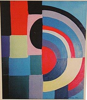 Sonia Delaunay - Discs