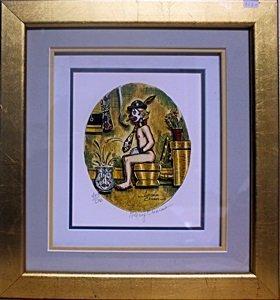 Bathroom - Limited Edition - George Crionas