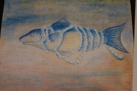 Rene Magritte - The Fish