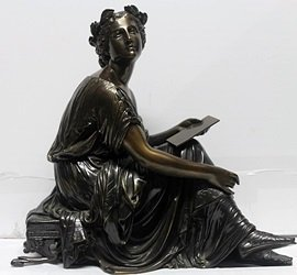 Bronze Sculpture - Signed Moreau