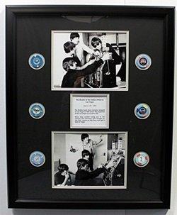1964 The Beatles At The Sahara Hotel In Las Vegas