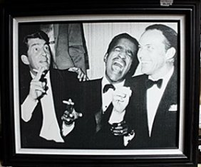 The Rat Pack Classic Giclee Ar5609