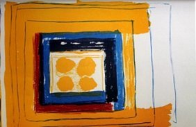 Lithograph - Kimber Smith