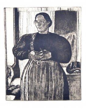 Vallet Édouard Eugène François, (1876-1929) Ch