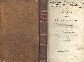 History Ohio State Politics Natural 19th Century