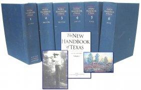 Book New Handbook Texas Volume Historical Association