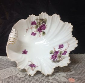 Hand Painted Bavaria Bowl