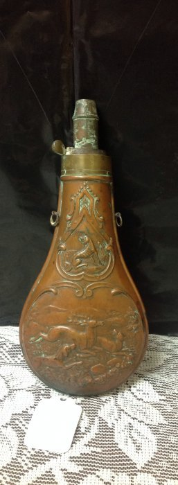 Copper Powder Horn Early
