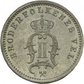 10 øre 1901 Oscar Ii, Kv.0