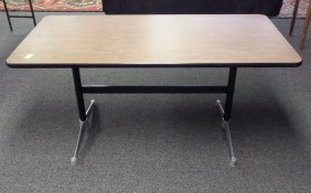Herman Miller Conference Table Charles Eames Alumi