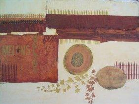 Richard Wynn Oil On Masonite Painting - Signed 1964