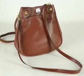 Bottega Veneta Cross-body Leather Bag.