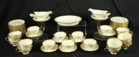 Lot Of 74 Lenox China Dinnerware Pieces