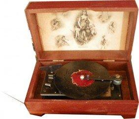 "SM THORENS 4 1/2"" DISC MUSIC BOX 2294"