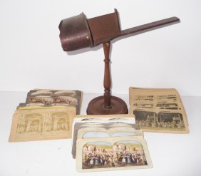 Stereoscope & Cards