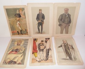 6 Vanity Fair Spy Prints