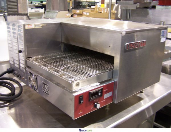 Countertop Pizza Oven Used : 48: Blodgett Countertop Conveyor Pizza Oven : Lot 48