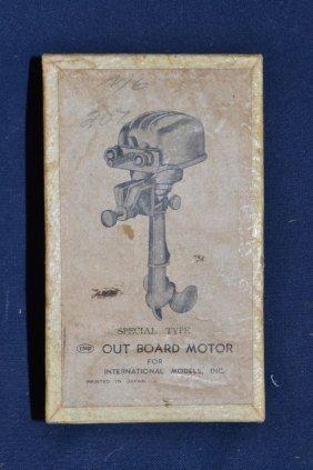 Imp Outboard Motor For International Models Inc.