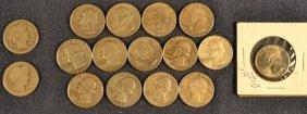 Quarters: 1914 & 1916(?), 13-1950's, 1998