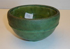 GRUEBY POTTERY BOWL