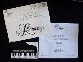 Liberace Birthday Invitations (2)