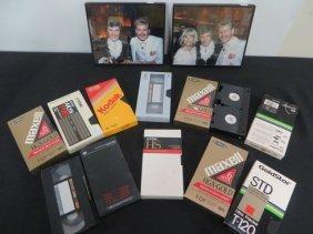 Liberace Estate Vhs Cassettes (12)