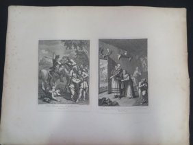 William Hogarth Engravings And Etchings (6)