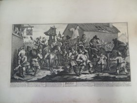 William Hogarth Engraving And Etching