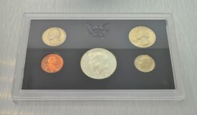 1970 United States Proof Set Coin - Investment