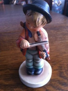 Hummel Collectible Figurine-Boy Violinist