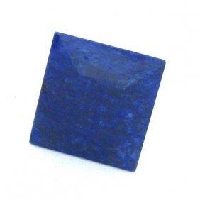 APP: 9.7k 47.20CT Rectangular Cut Sapphire Gemstone