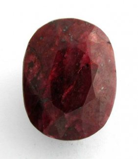 APP: 17.7k 679.75CT Oval Cut Ruby Gemstone