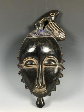 Yaure Mask From Ivory Coast