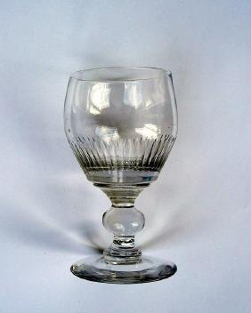 Lot Vintage Glass Auction