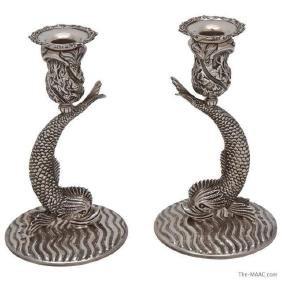 Lot European & American Silver Auction