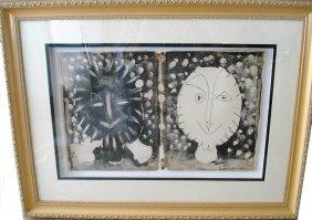 Pablo Picasso: Head Of Faun