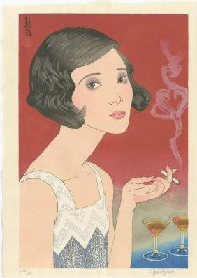 Paul Binnie :1920's Moga: A Modern Girl