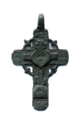 Russian Cross, 14-15th C