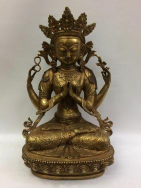 Lot Asian Metalwork Auction